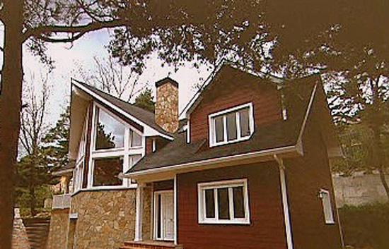 Espa a directo mi casa canadiense - Casas canadienses madrid ...