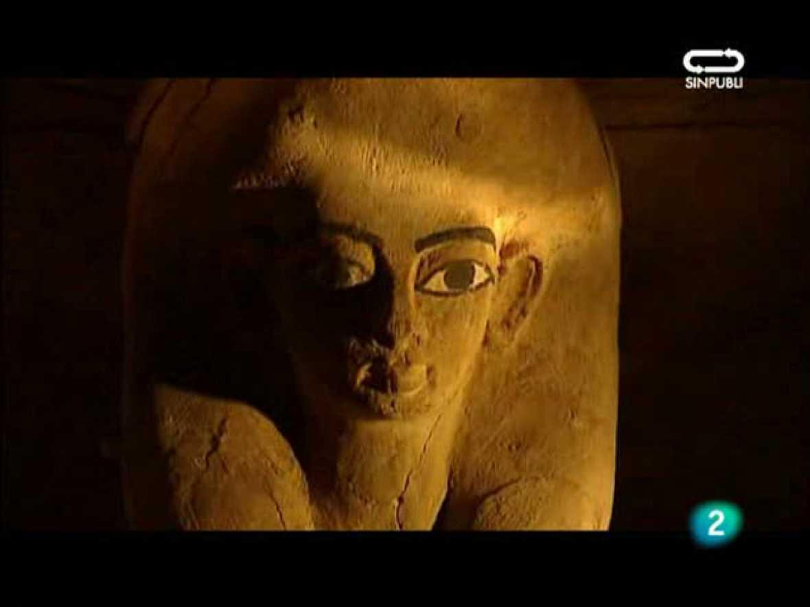 Los oficios de la cultura: Arqueología. J.M. Galán