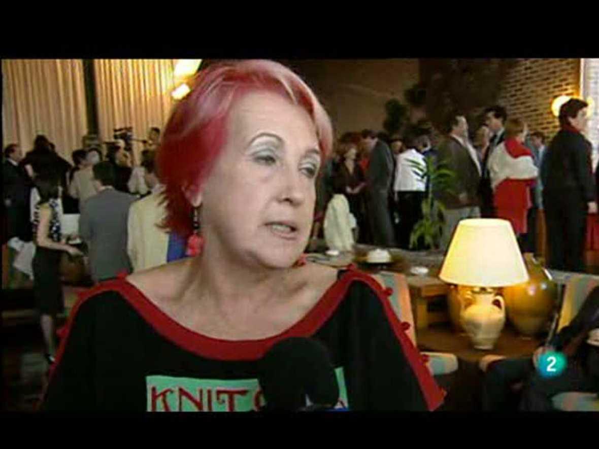 La entrevista: Rosa María Calaf