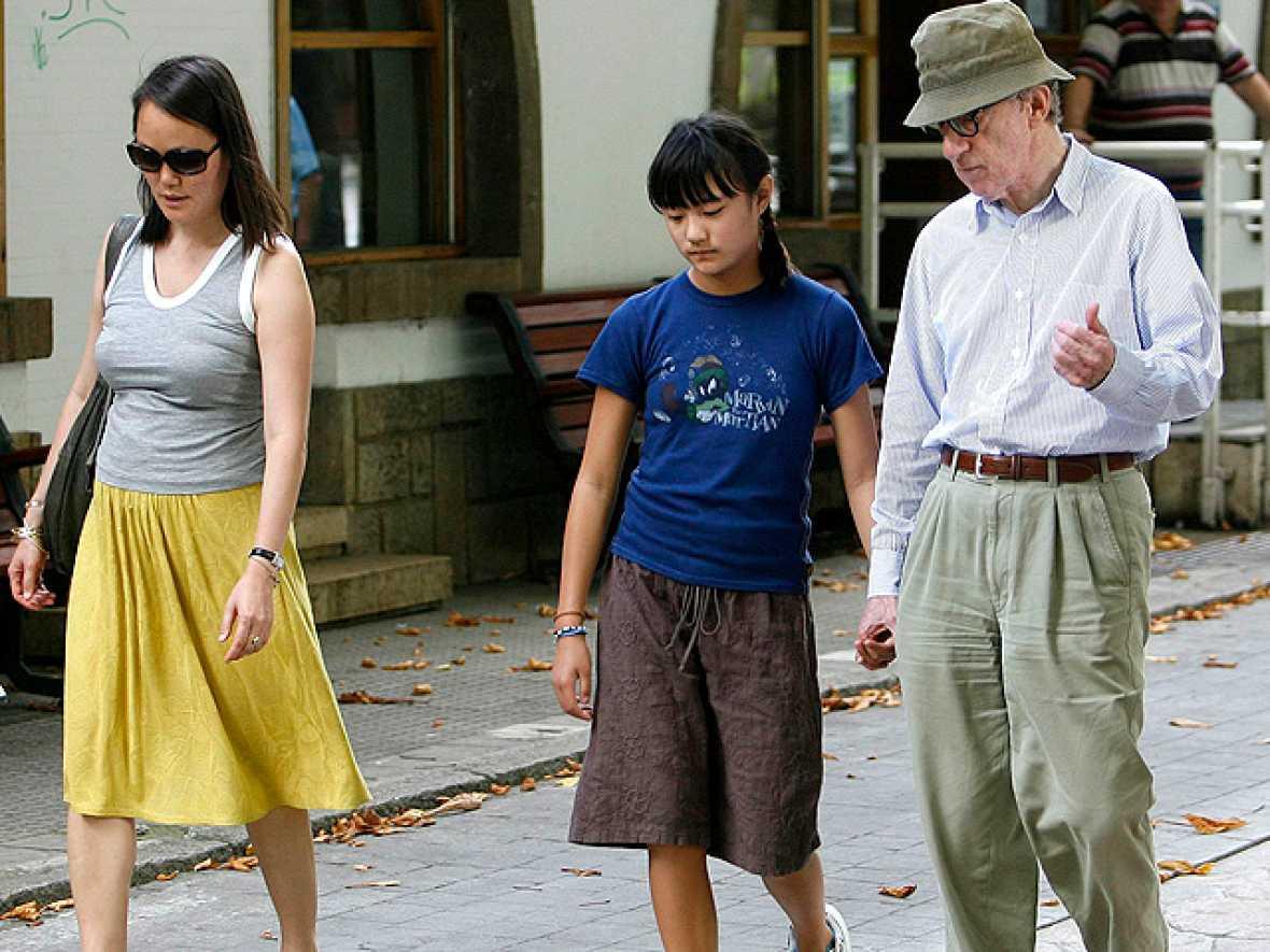 """Woody Allen estrena en Avilés """"Conocerás al hombre de tus sueños"""""""