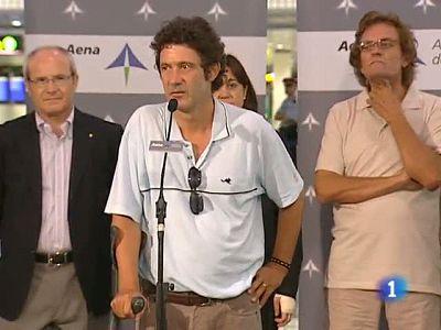 Alliberament - Informatiu migdia (24/08/2010)