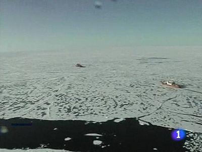 Parte el primer barco que atravesará el Ártico