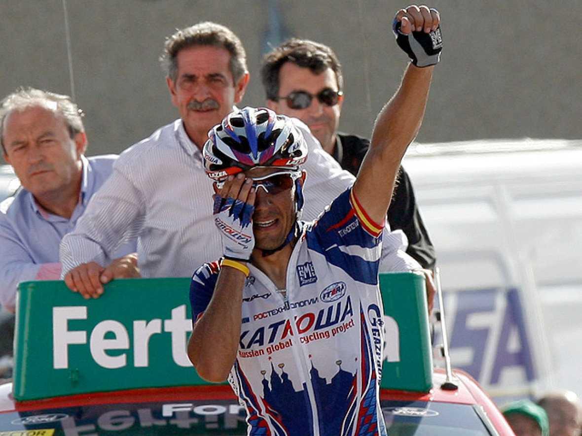 La caída de Igor Antón ha sido lo más destacado. Su abandono causó que hubiera cambio de líder en la Vuelta.