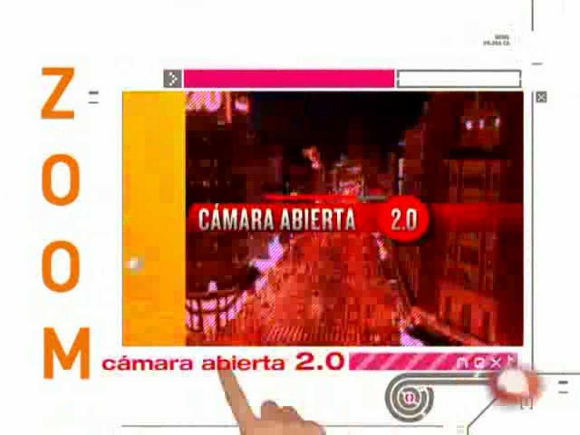 Cámara Abierta 2.0: Yuzz, Amovens, Partigi y Bitacoras.com