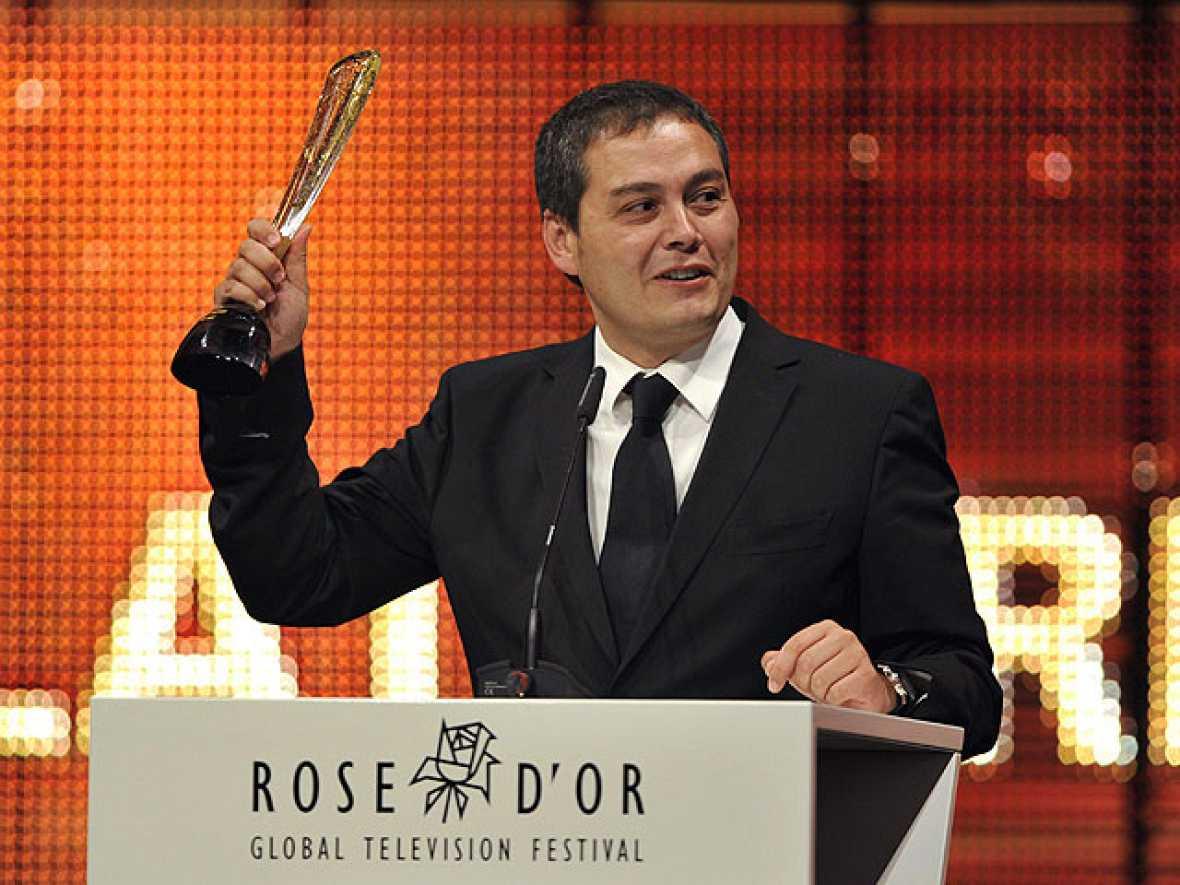 La página oficial de Águila Roja  ha sido galardonada en el Festival Rose d'or, uno de los certámenes más prestigiosos de la industria televisiva, que ha celebrado en Lucerna (Suiza) su 50ª edición.