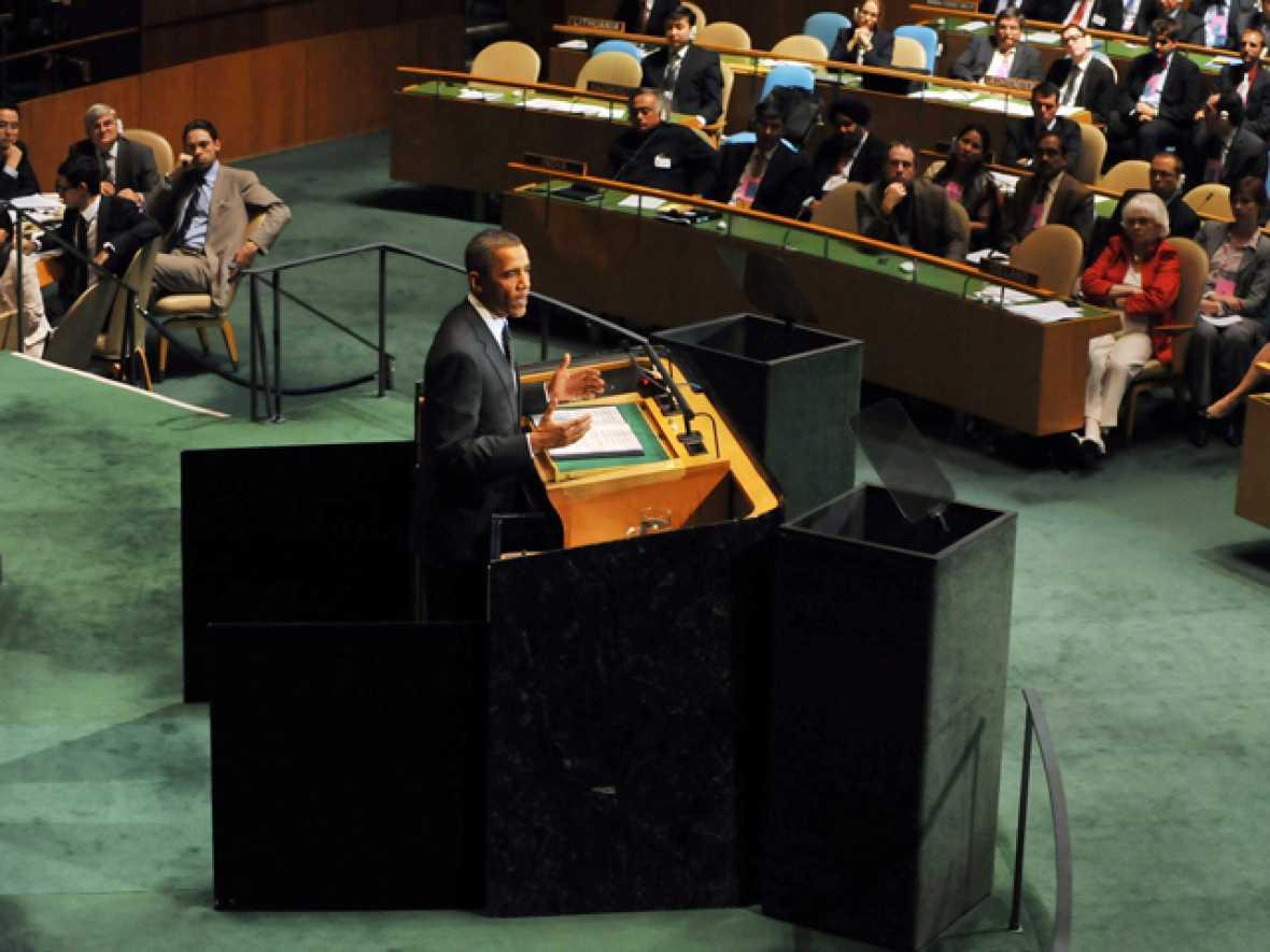 Acaba en Nueva York la Cumbre del Milenio tras tres días de sesiones en las que se han escuchado muchas promesas para lograr los ocho objetivos en 2015 y pocas realidades.