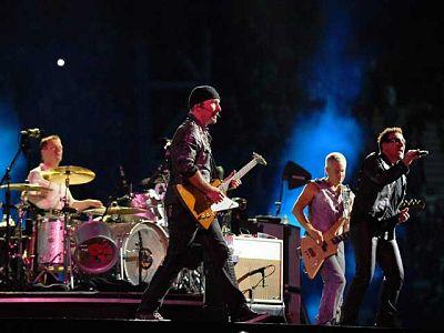 U2 regresa a tocar a España