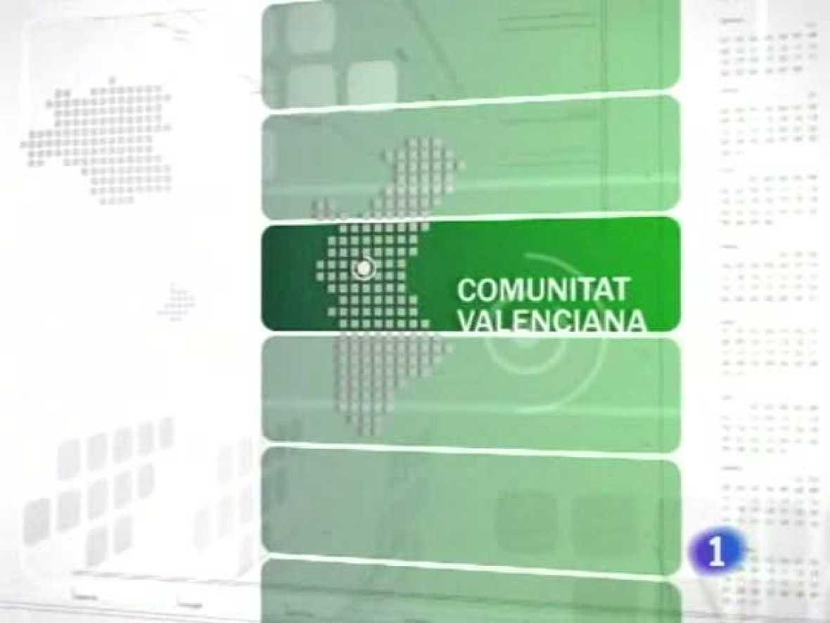 L'Informatiu. Informativo Territorial de la C.Valenciana (29/09/10)
