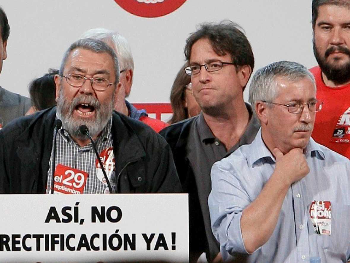 Miles de personas se manifiestan en Madrid