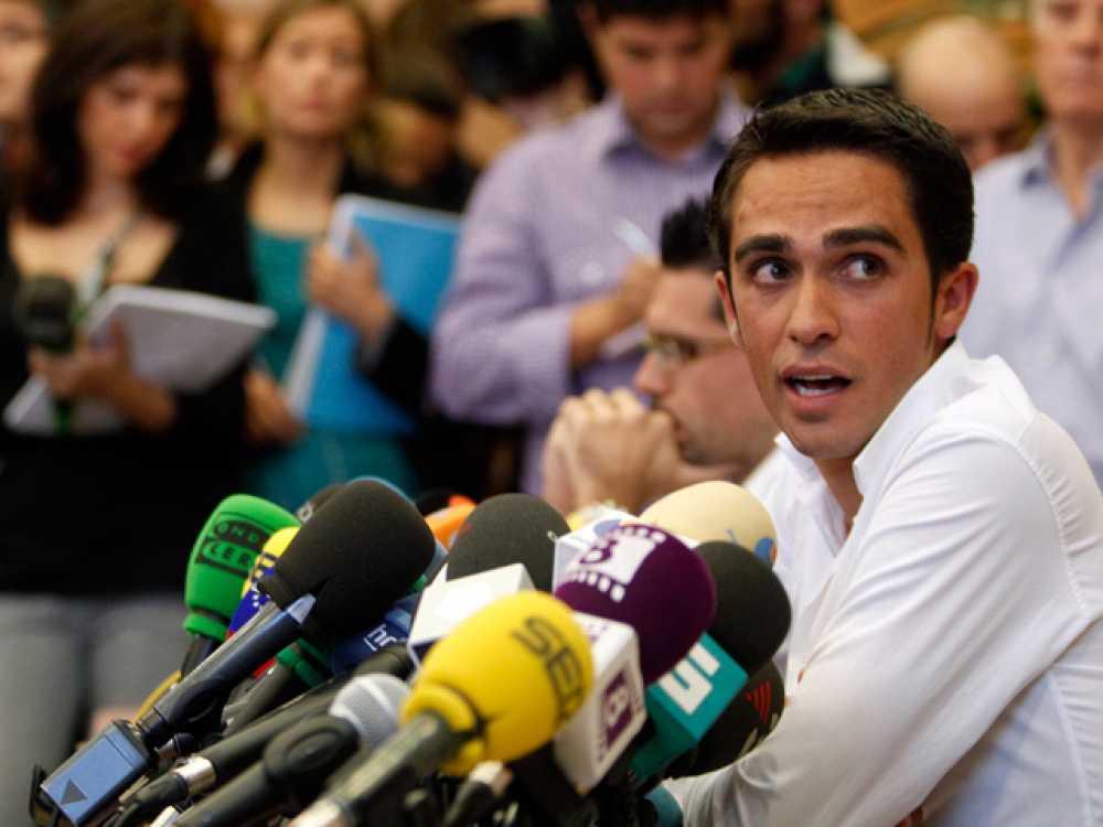 """Contador: """"Yo soy la víctima"""""""