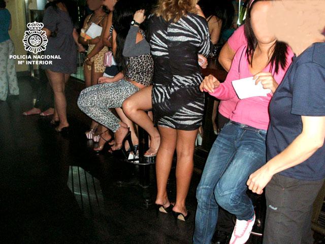 tipos de prostitución prostitutas particulares barcelona