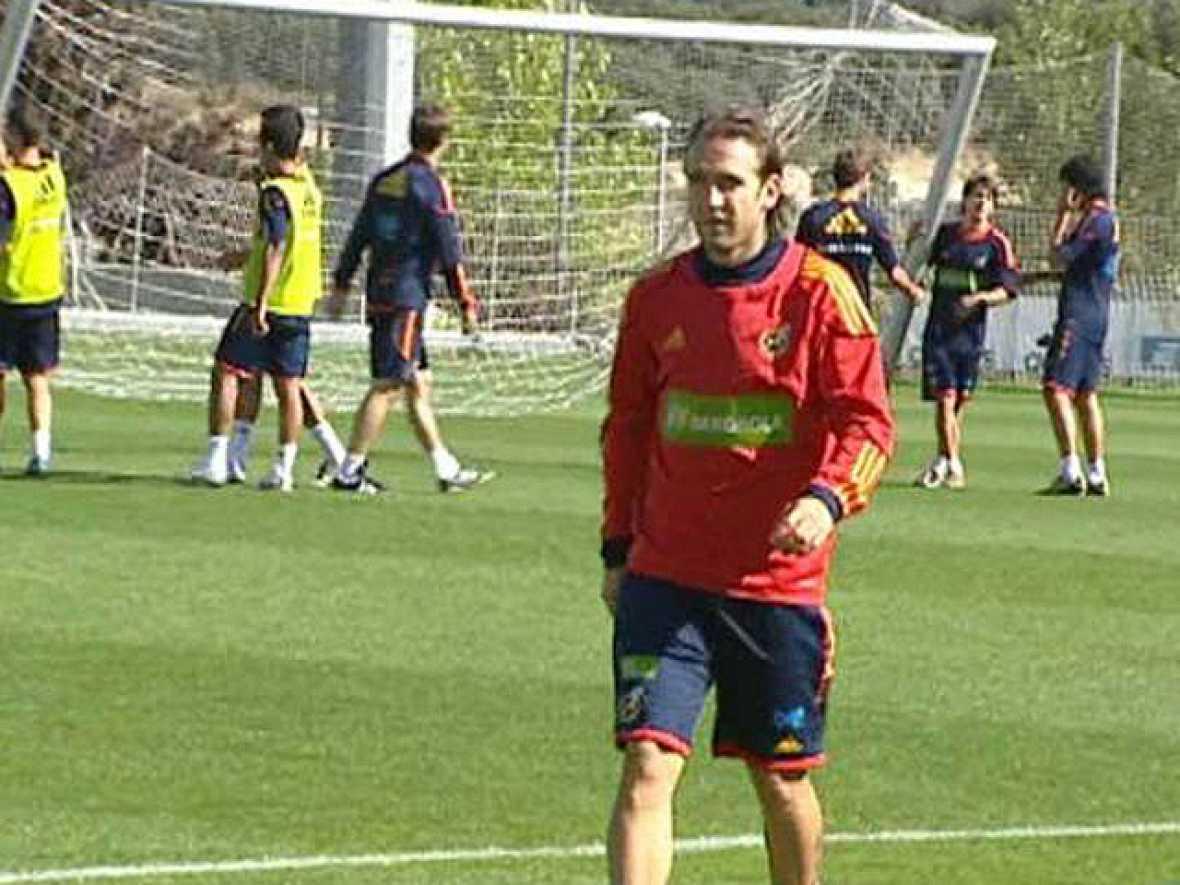 La selección española sub-21 se juegan ante Croacia el pase al Europeo del año que viene, que decidirá los pases para los Juegos Olímpicos de 2012.