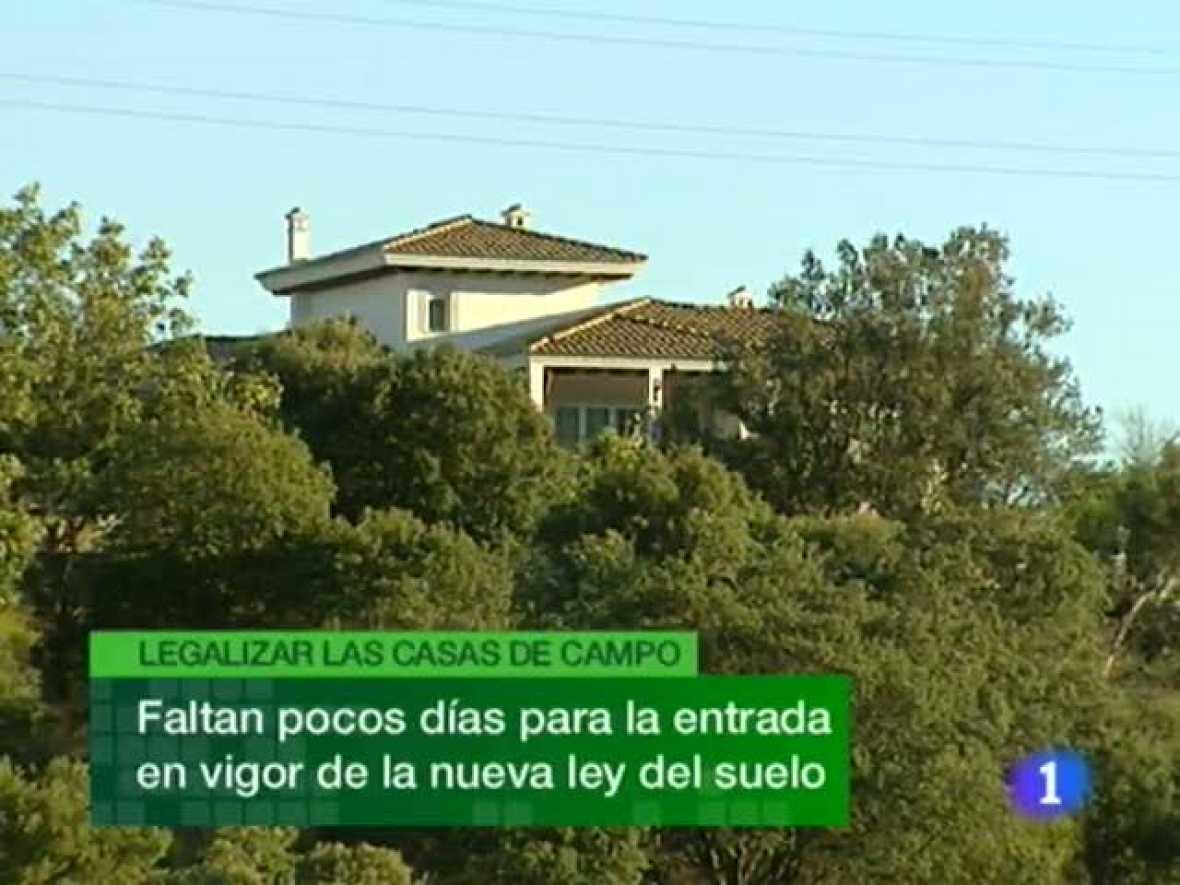Noticias de Extremadura. Informativo Territorial de Extremadura. (06/10/10)