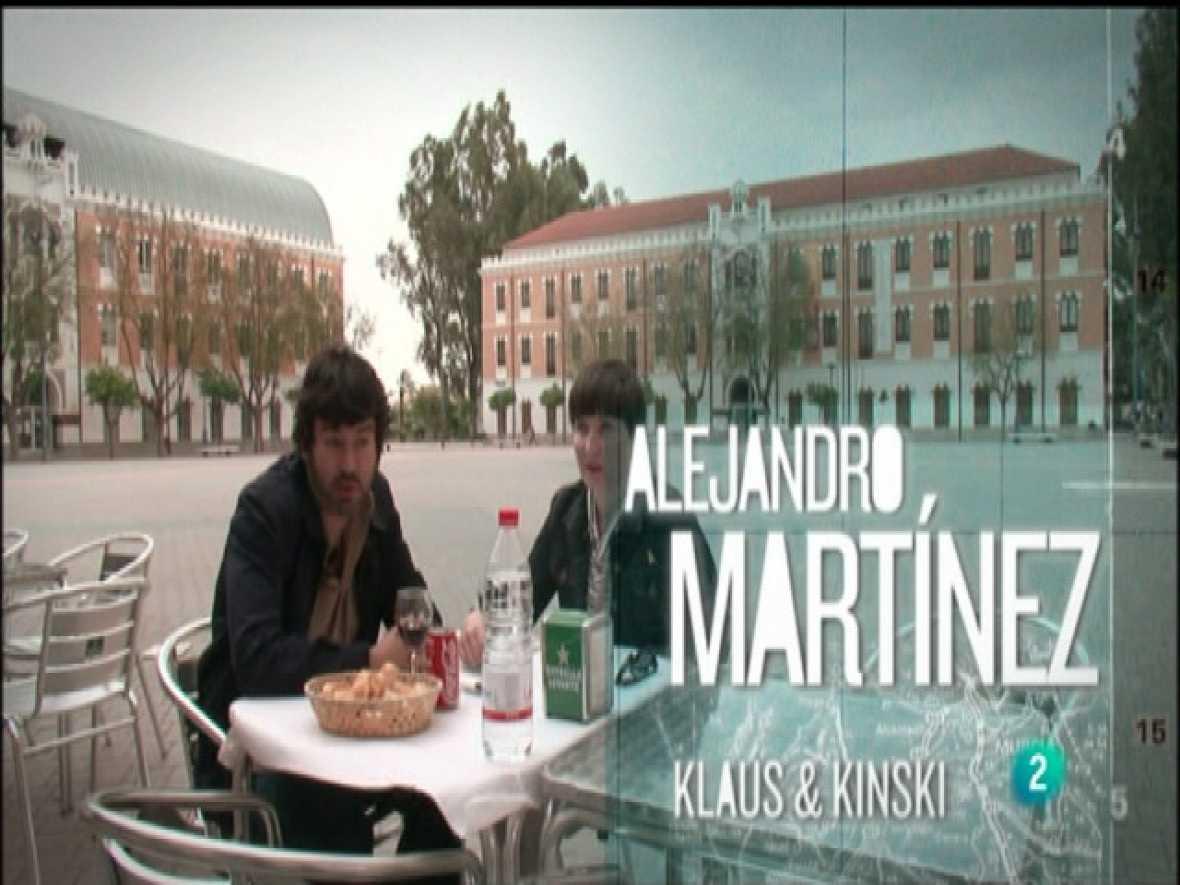 Mapa sonoro - Klaus & Kinski, Wire, La Bien Querida, Joe Crepúsculo, Ignacio Escolar y Enrique Morente - 06/10/10