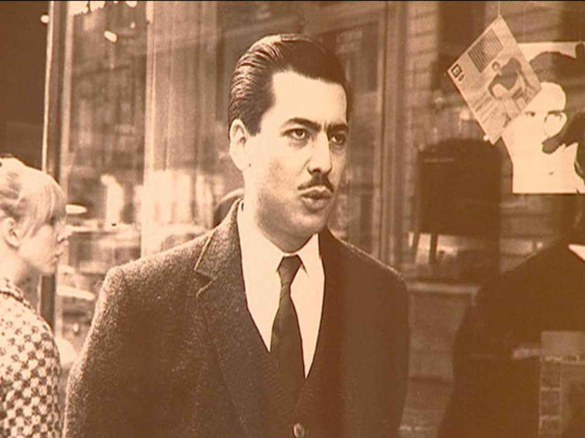 Vargas Llosa en París