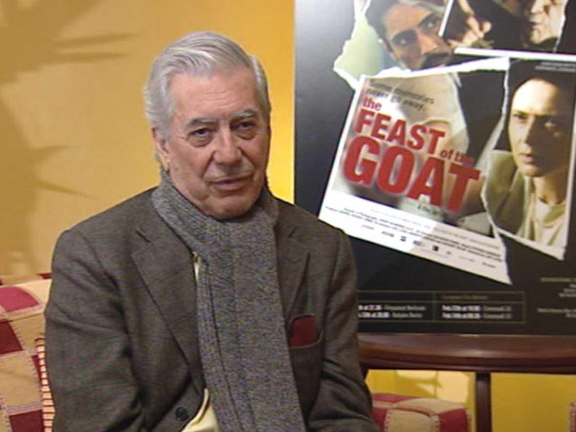 Vargas Llosa y el cine