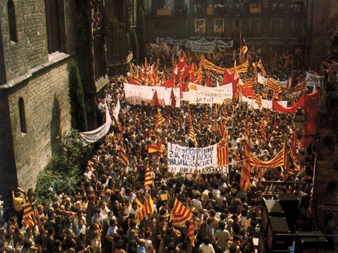 La Diada de 1977