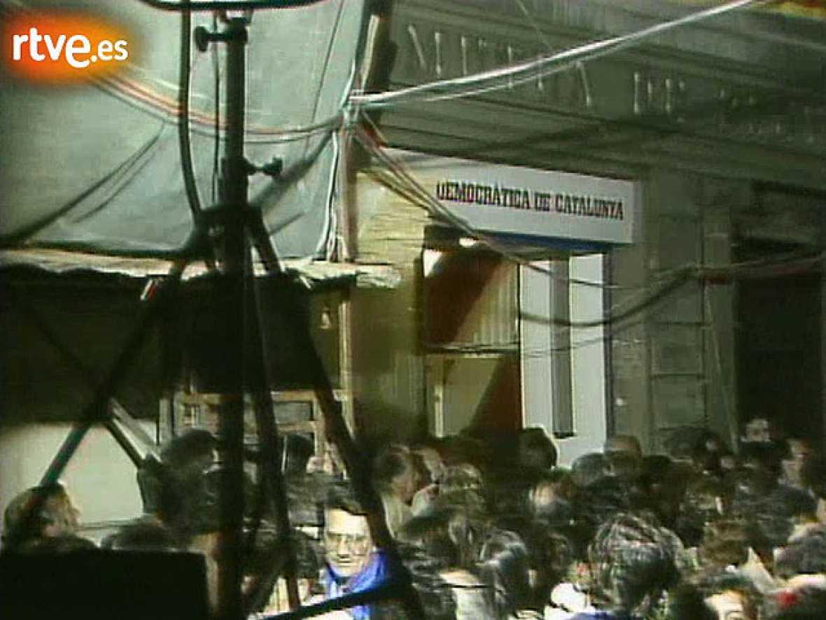 Segundas elecciones catalanas 1984