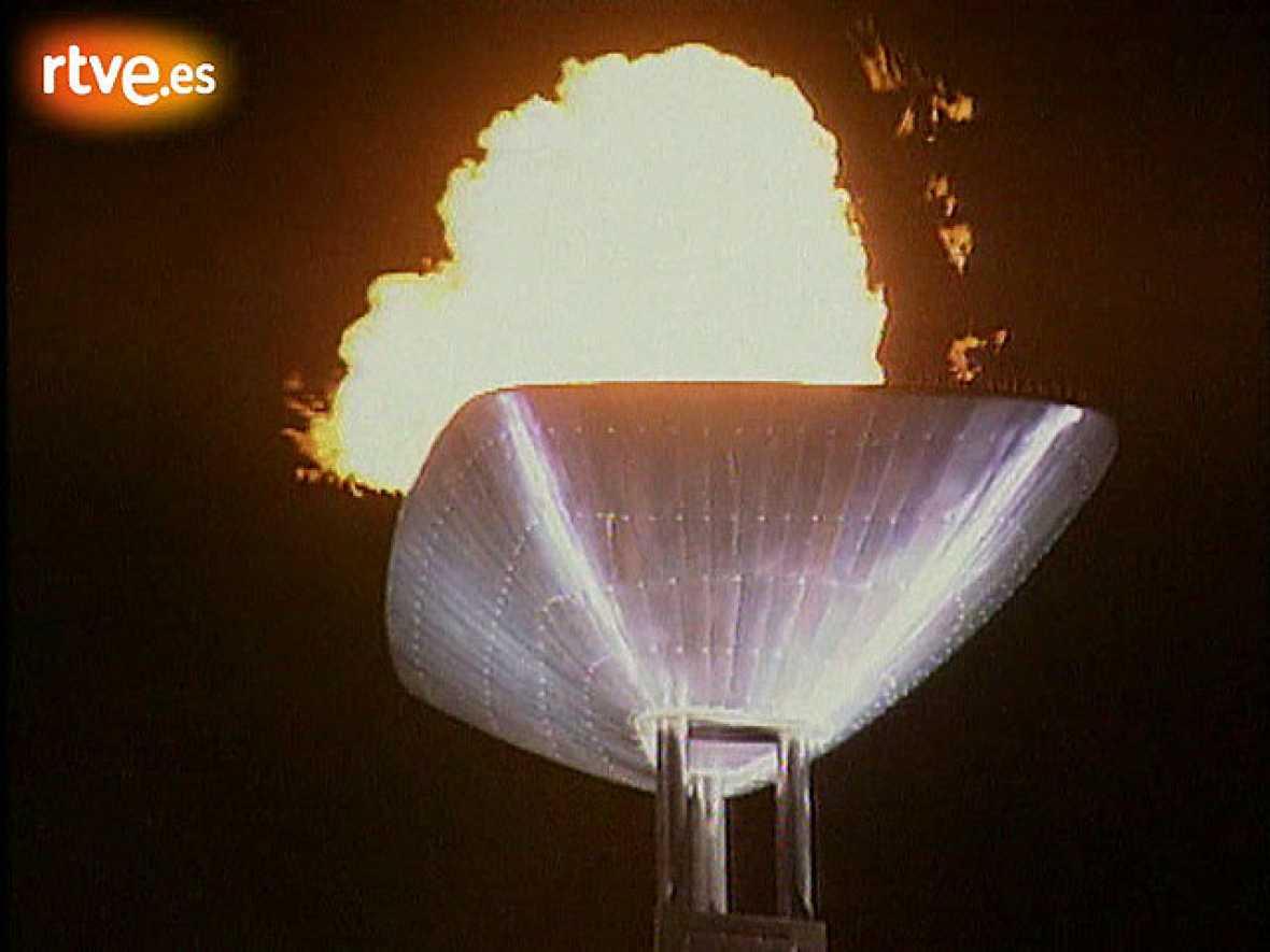 Inauguración de los Juegos Olímpicos de Barcelona'92