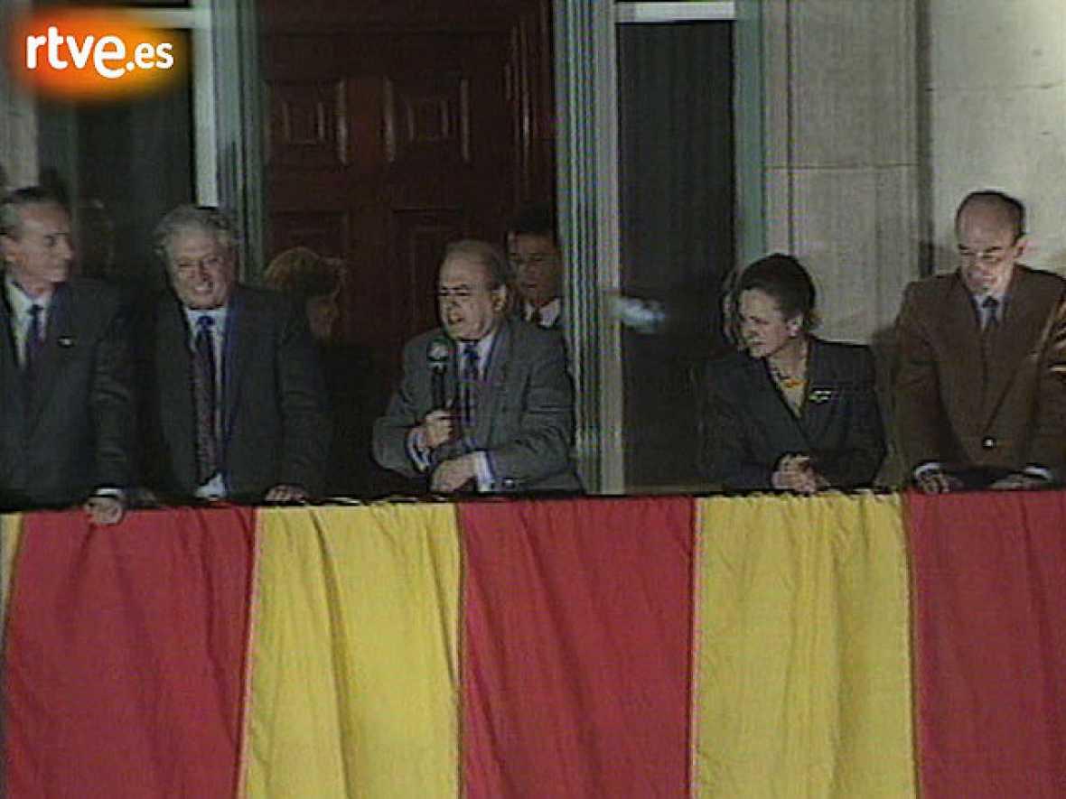 CiU gana por mayoría las cuartas elecciones catalanas en 1992