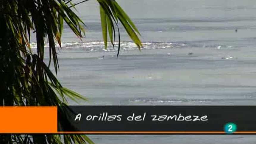 Pueblo de Dios - A orillas del Zambeze