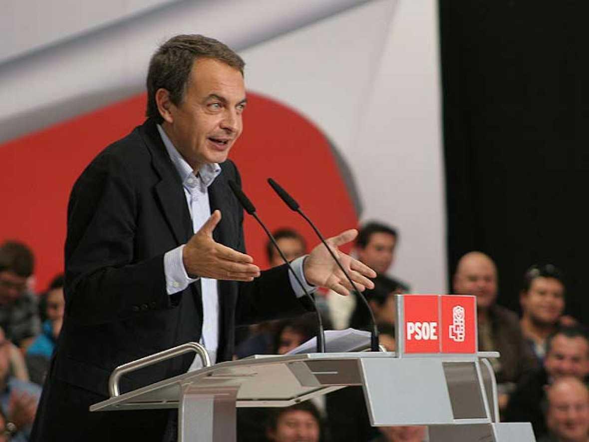 El presidente del Gobierno ha dicho hoy que agotará la legislatura aunque le pese al Partido Popular.