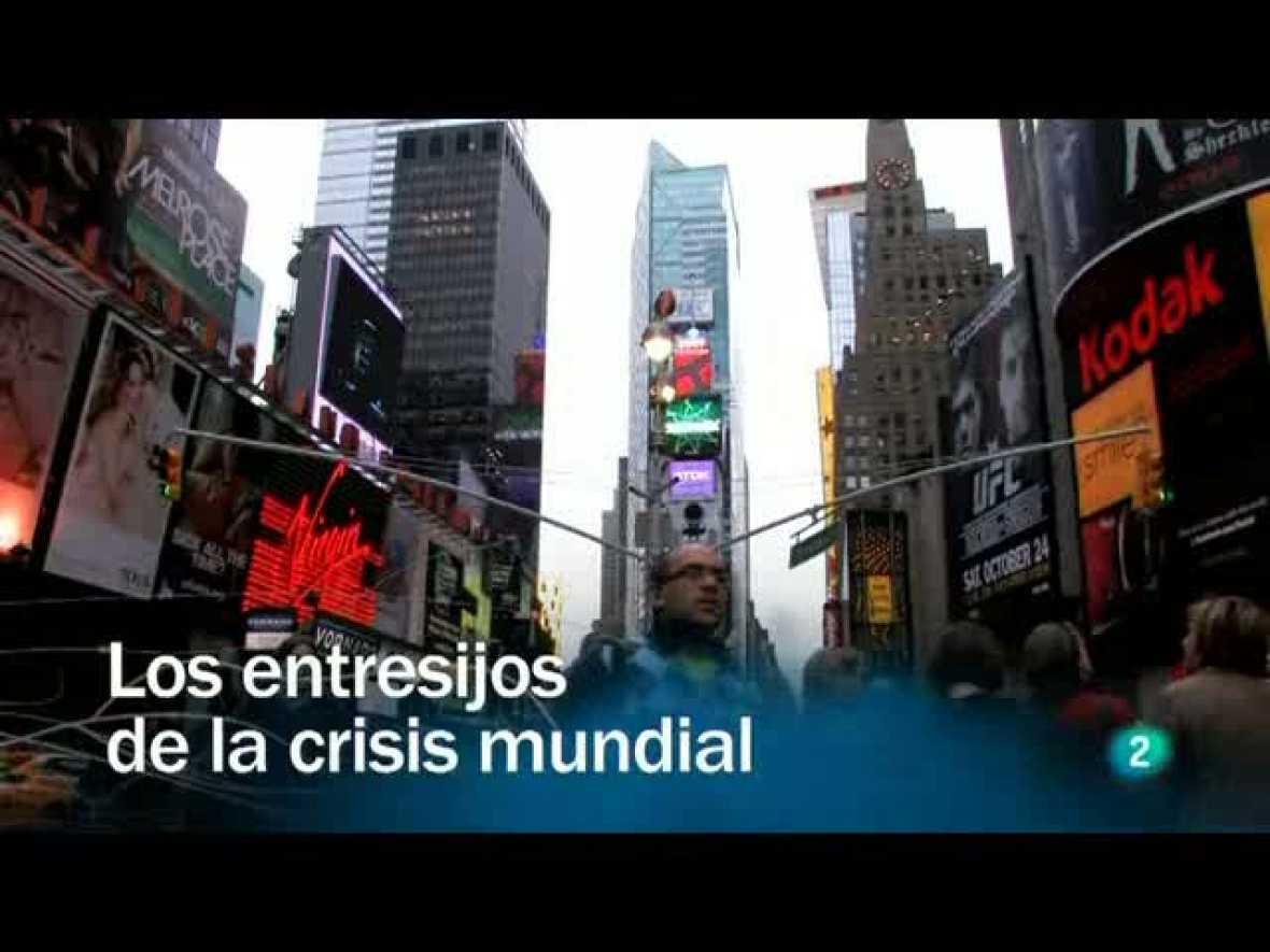 Redes: Los entresijos de la crisis mundial (17/10/10)