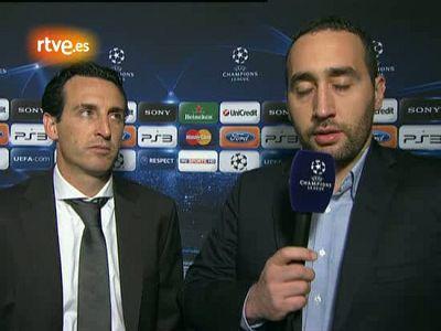 """Emery: """"Es un empate justo"""""""
