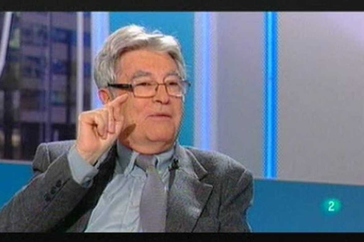 Entrevista Josep Maria Albaigès