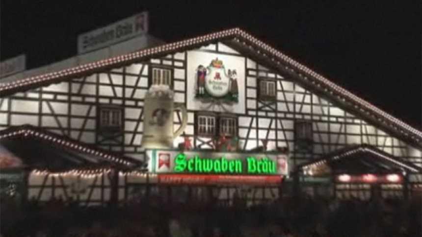 'Nómadas' en la Fiesta de la Cerveza de Stuttgart