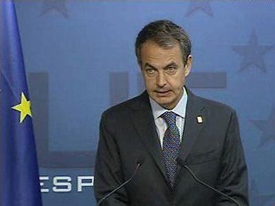 """Zapatero: """"Camacho ha dedicado su vida a trabajar por los trabajadores"""""""