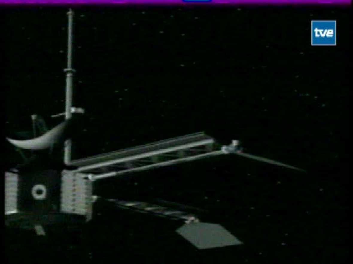 La misión de la sonda 'Spirit' a Marte (2004)