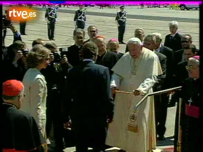 Juan Pablo II, reencuentro en Madrid