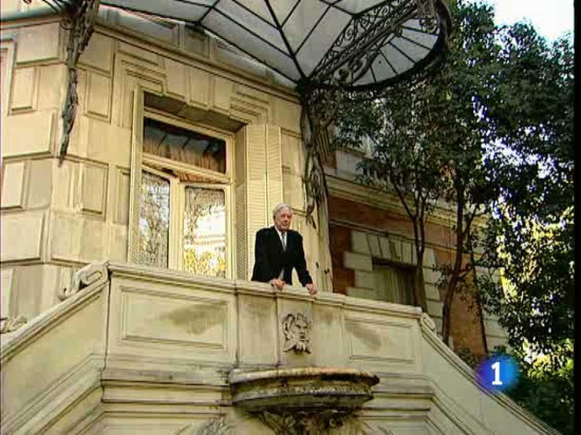 """Mario Vargas Llosa, presenta en Madrid su nueva novela """"El sueño del celta"""""""