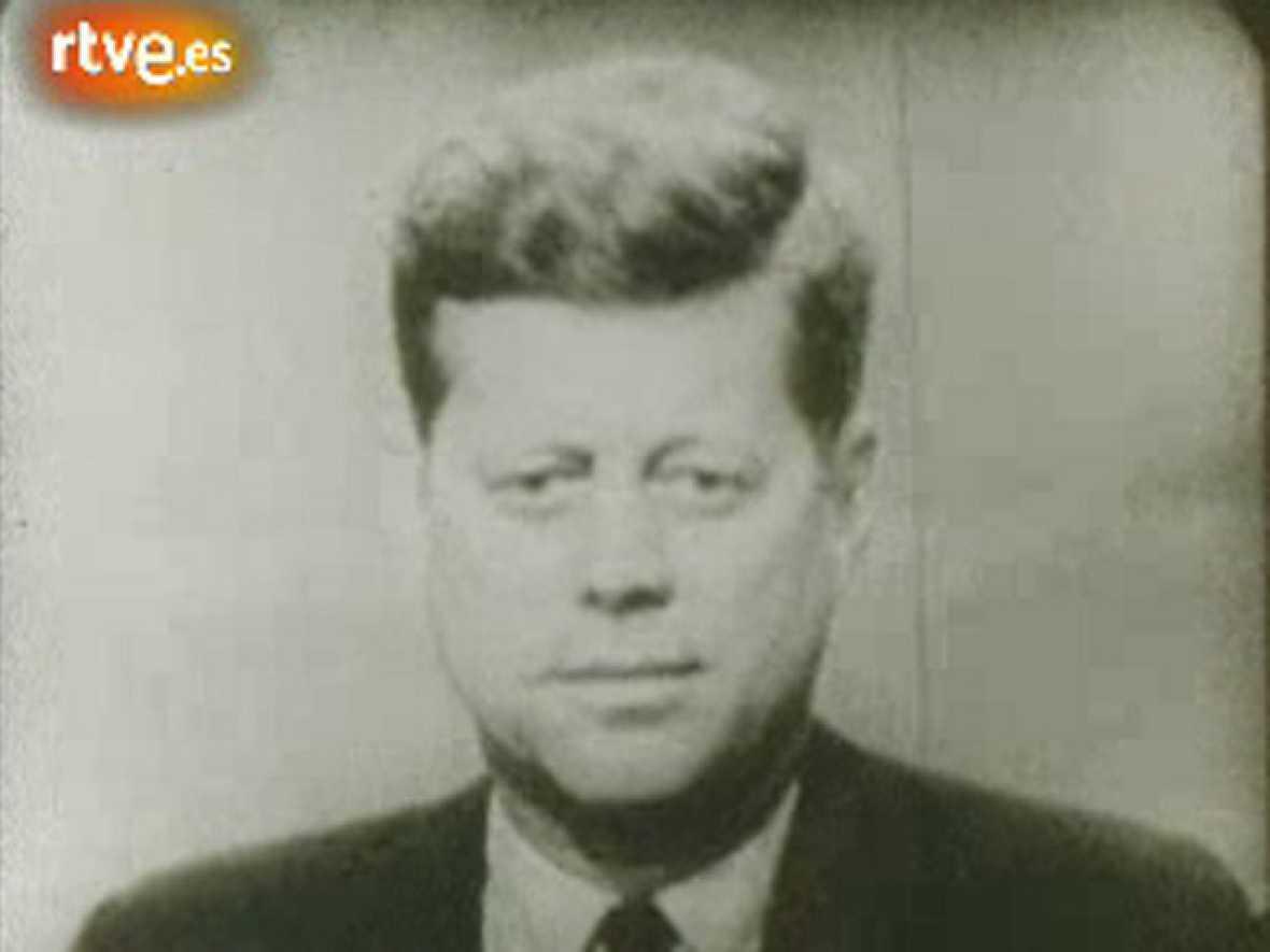 50 años de la toma de posesión de John F. Kennedy