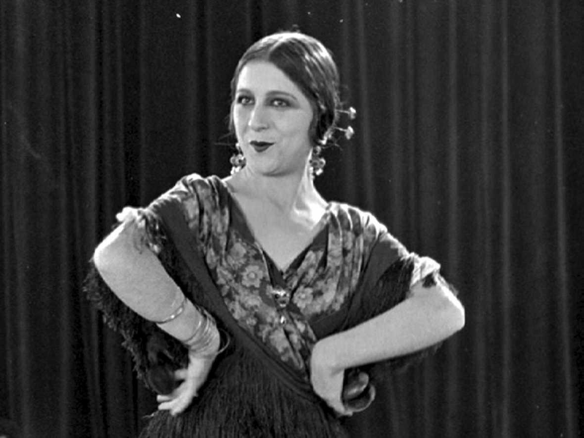 Concha Piquer fue la primera artista del cine sonoro