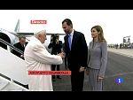 Especial Informativo - Visita de S.S. el Papa Benedicto XVI - 1ª parte