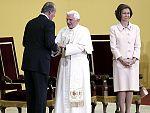 El Rey agradece al Pontífice su visita
