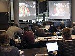 Más de 2000 periodistas han seguido la visita del Papa en Barcelona