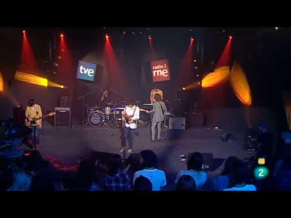 Conciertos de Radio 3 - 09/11/10