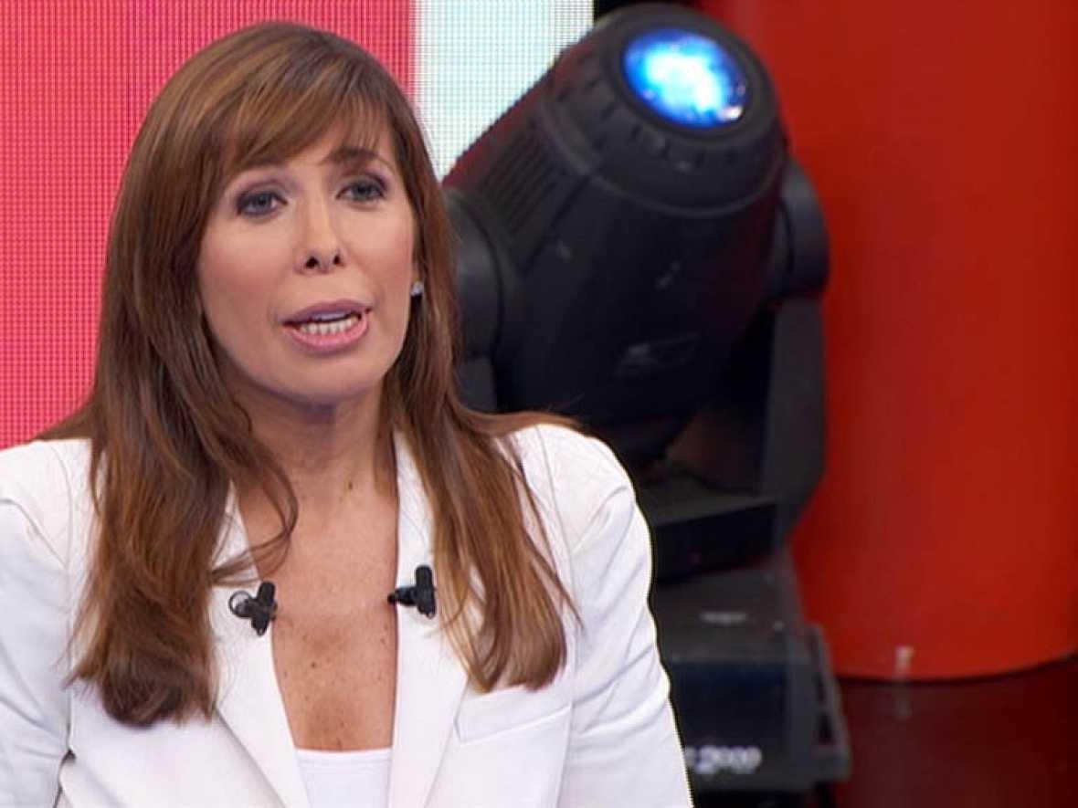 La candidata del PPC a la Generalitat, Alicia Sánchez Camacho, ha respondido a los ciudadanos en una edición especial del programa con motivo de las elecciones catalanas.