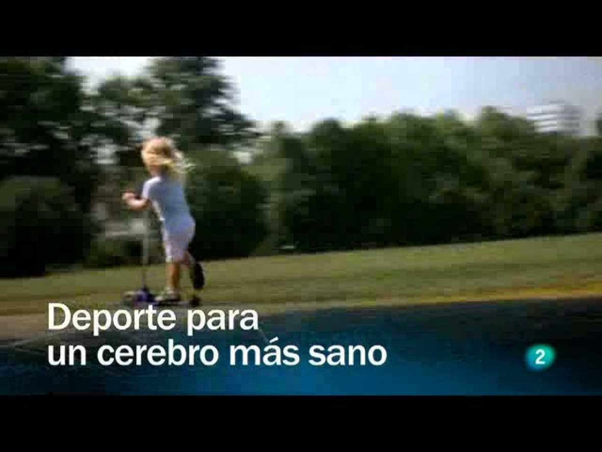 Redes - Deporte para un cerebro más sano - 14/11/10