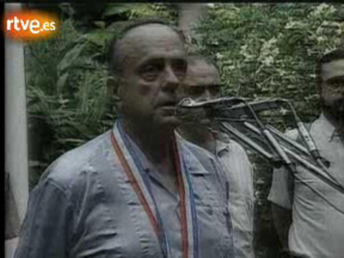 Fraga, visita oficial a Cuba