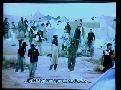 Marruecos justifica el asalto al campamento de saharauis