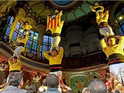 Cataluña, noveno día de campaña