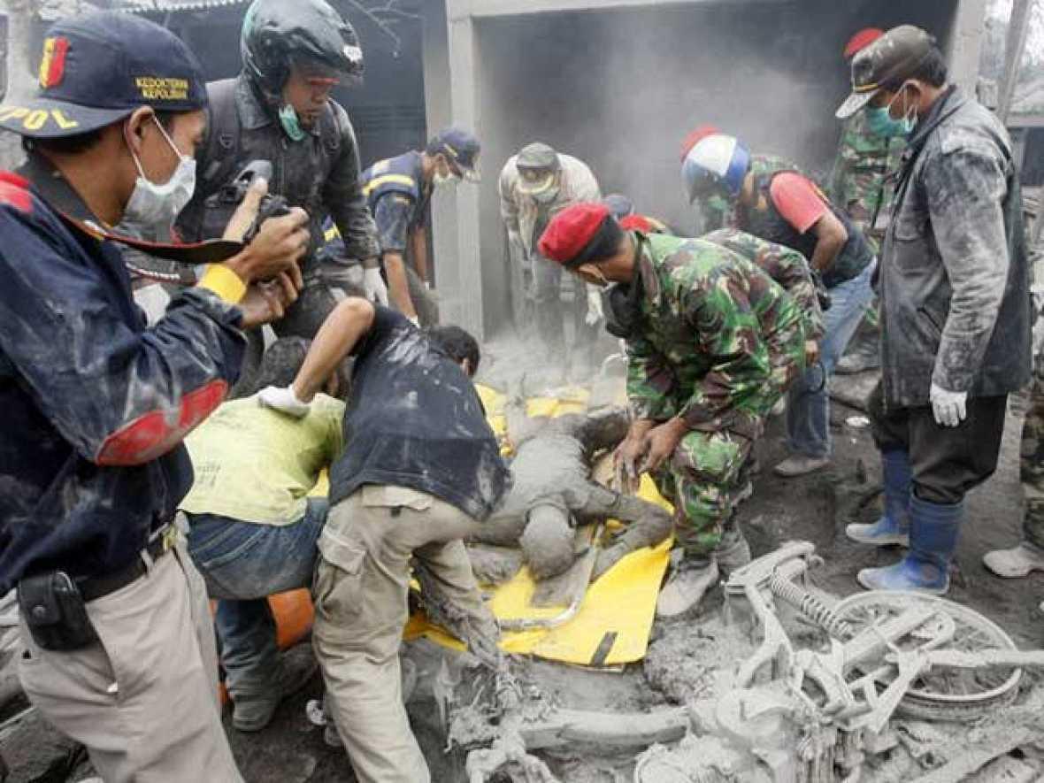 Informe Semanal: Merapi, la montaña de fuego