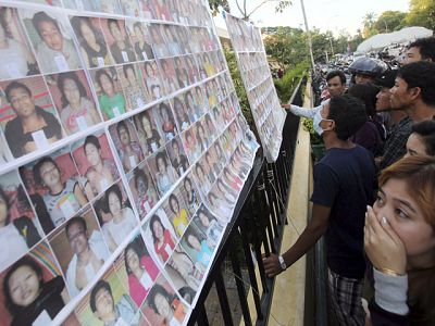 Asciende a 378 el número de muertos en la estampida ocurrida en un puente de Camboya