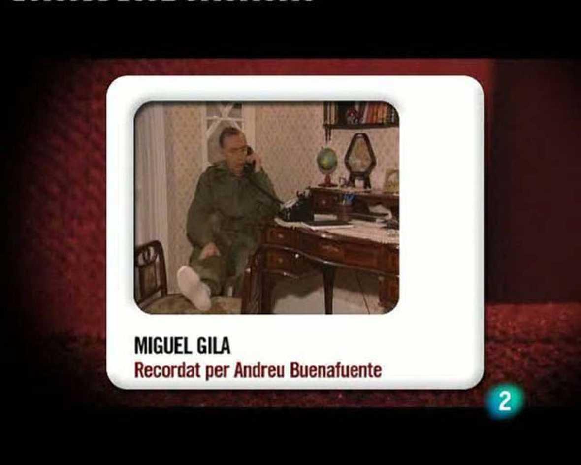 Memòries de la tele recorda a Miguel Gila