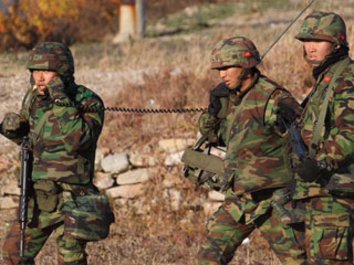 """Las dos Coreas, al """"borde de la guerra"""""""