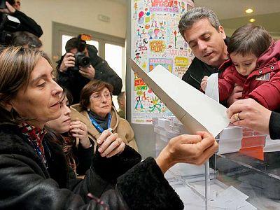 Más de 5 millones de catalanes, llamados a votar